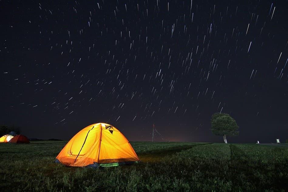 Best tent under 100