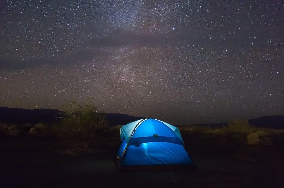 Stargazing tents