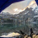 4 Creative & Comfortable Tent Flooring Ideas