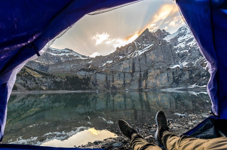 Tent flooring ideas