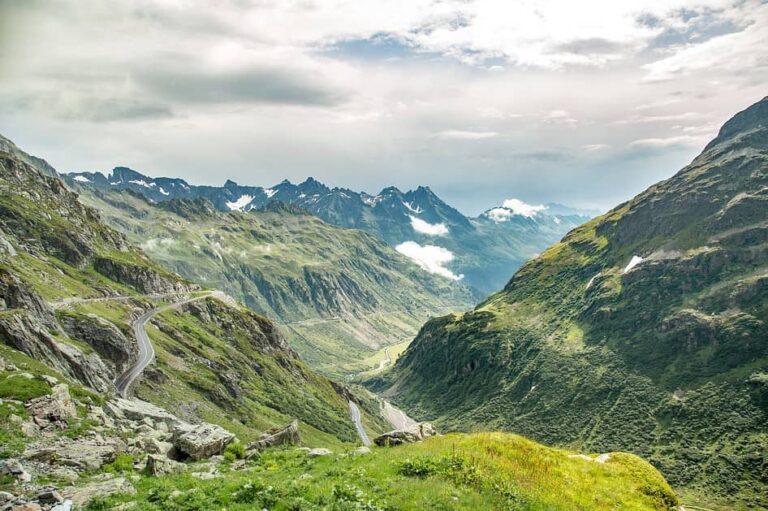 Camping Spots in Switzerland