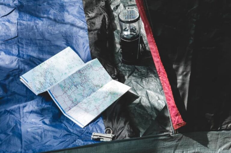 How to make your tent more comfortable