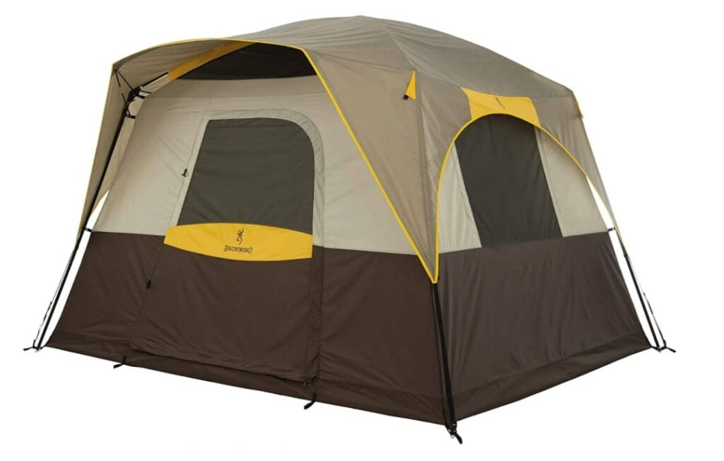 Browning Camping Big Horn Tent For 8 People