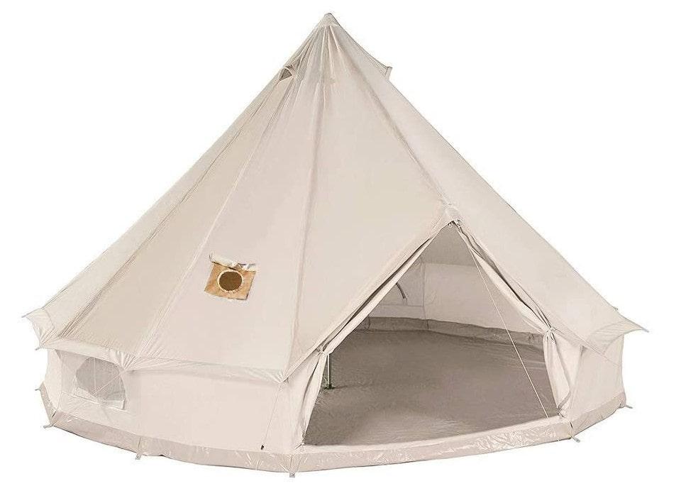 DANCHEL Cotton Bell Tent