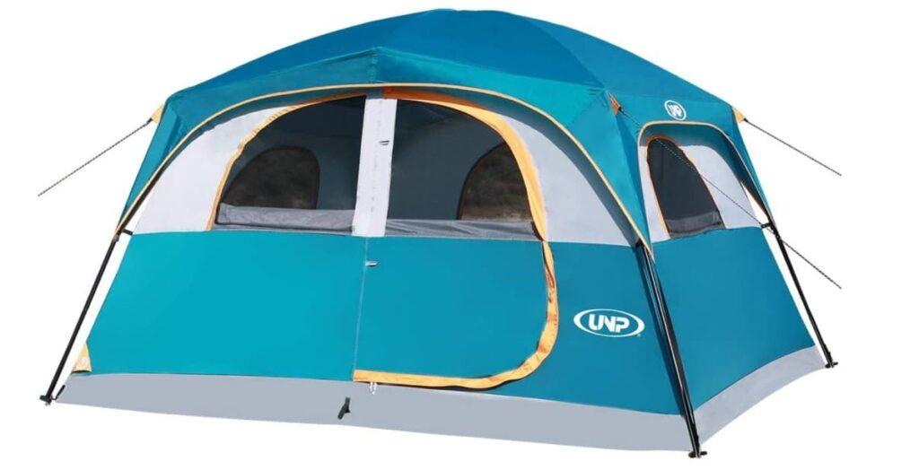 UNP 6-Person Cabin Tent