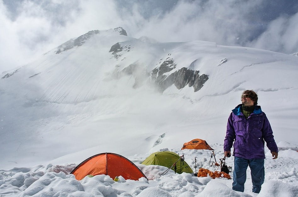 Best tents for winter