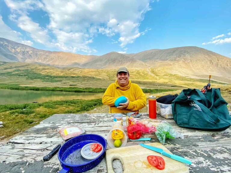 No Cook Camping Meals Ideas
