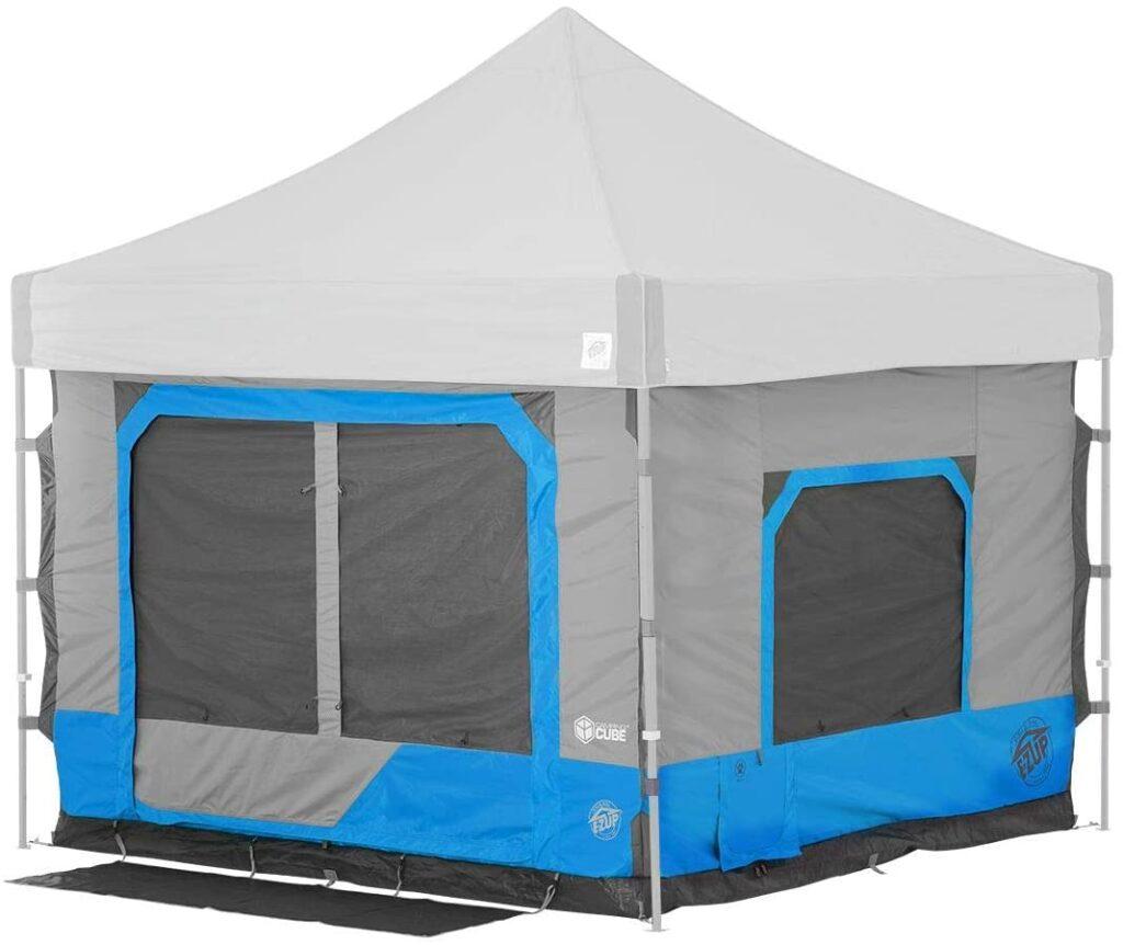 E-Z Up 6 Person Tent
