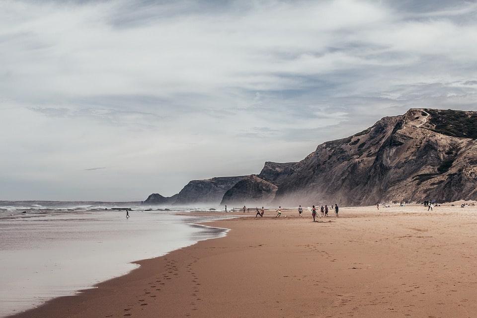 camping in algarve, portugal