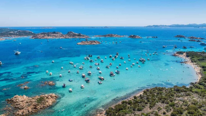 Camping in Sardinia